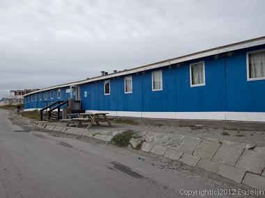 120810アイスランド、グリーンランドの旅・イルリサットホステル