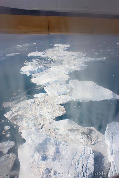 120810アイスランド、グリーンランドの旅・グリーンランドの海