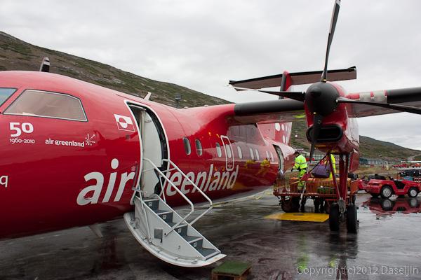 120814アイスランド、グリーンランドの旅・カンゲルルススアークにて