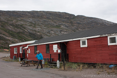 120814アイスランド、グリーンランドの旅・OldCampHostel
