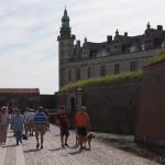 ハムレットの舞台、世界遺産・クロンボー城~アイスランド&グリーンランド(24)