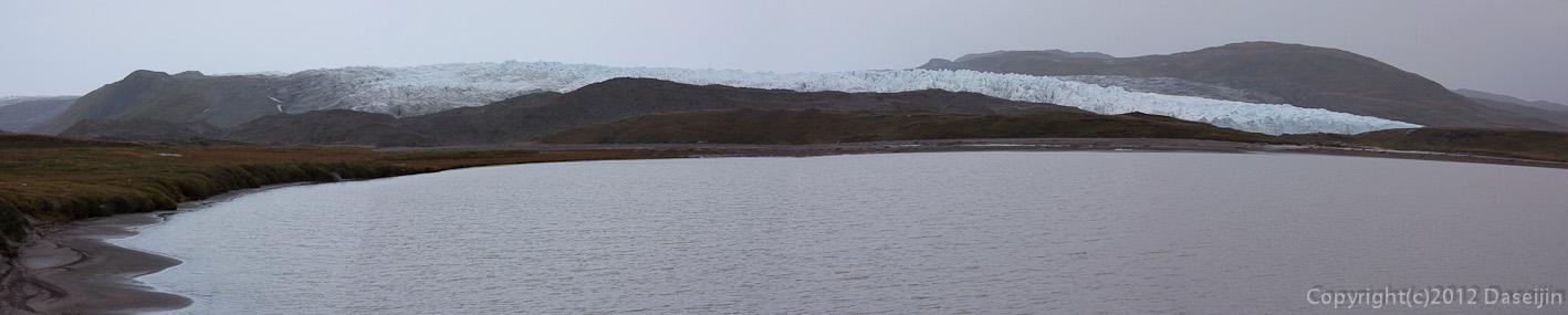120814アイスランド、グリーンランドの旅・RusselsGretsher2