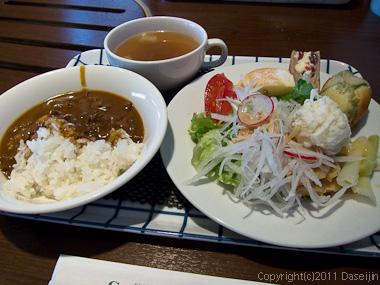 120403熊本・馬肉料理菅乃屋のバイキング