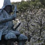 桜満開の熊本城~熊本(2)
