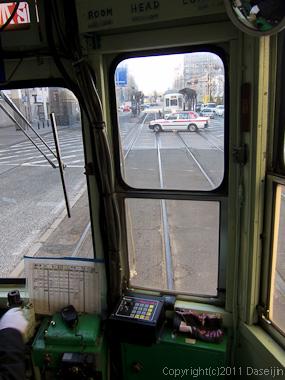 120404熊本・市電の窓から