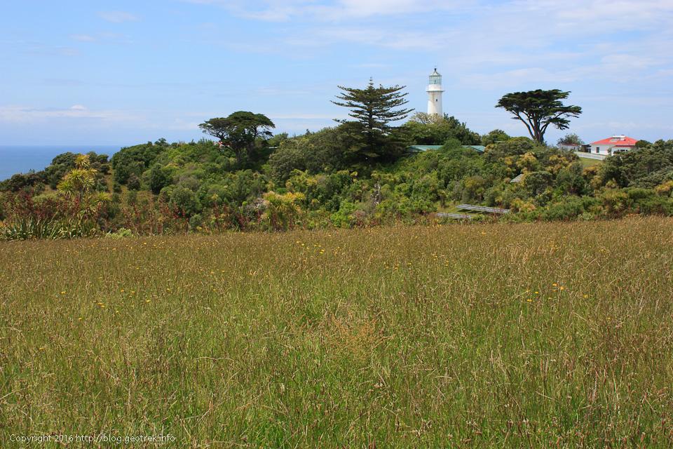 ティリティリマタンギ・アイランド、灯台。
