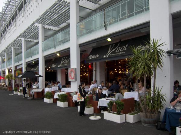 オークランド、Y not Restaurant & Bar