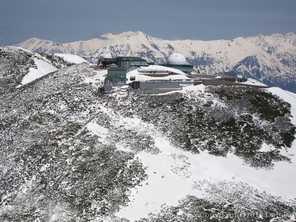 120519乗鞍岳・コロナ観測所