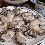 今年の311は…牡蠣