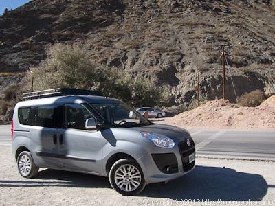 130830ウマワカ渓谷ツアーの車