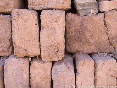 130830プルママルカの日干し煉瓦