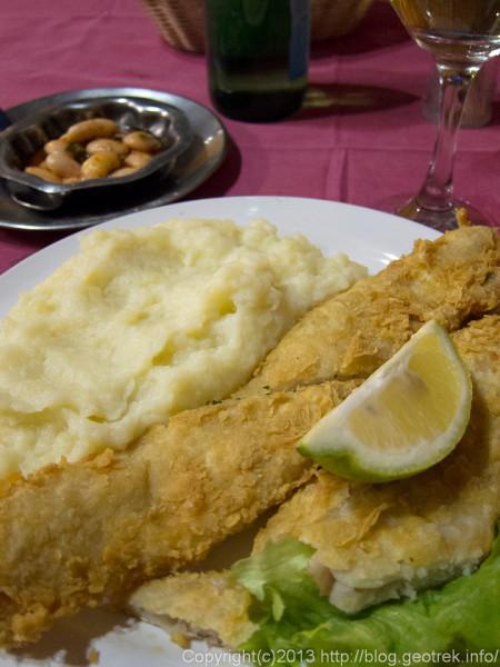 130831サルタの夕食