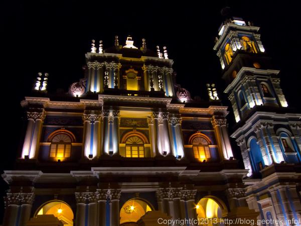 130831サルタのVina教会