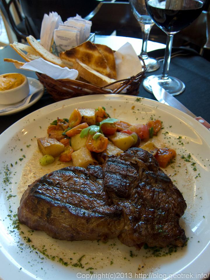 130824ブエノスアイレスのステーキ