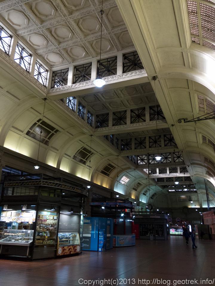 130824ブエノスアイレス駅