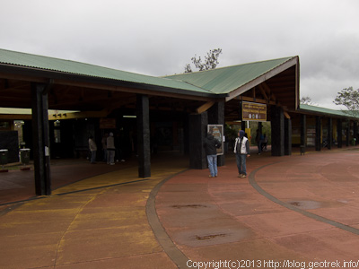 130828イグアス国立公園入り口