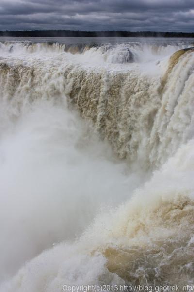 130827イグアスの滝・悪魔ののど笛