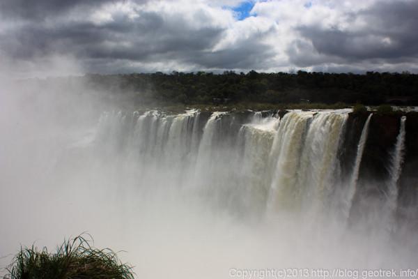 130827イグアスの滝・ブラジル方面