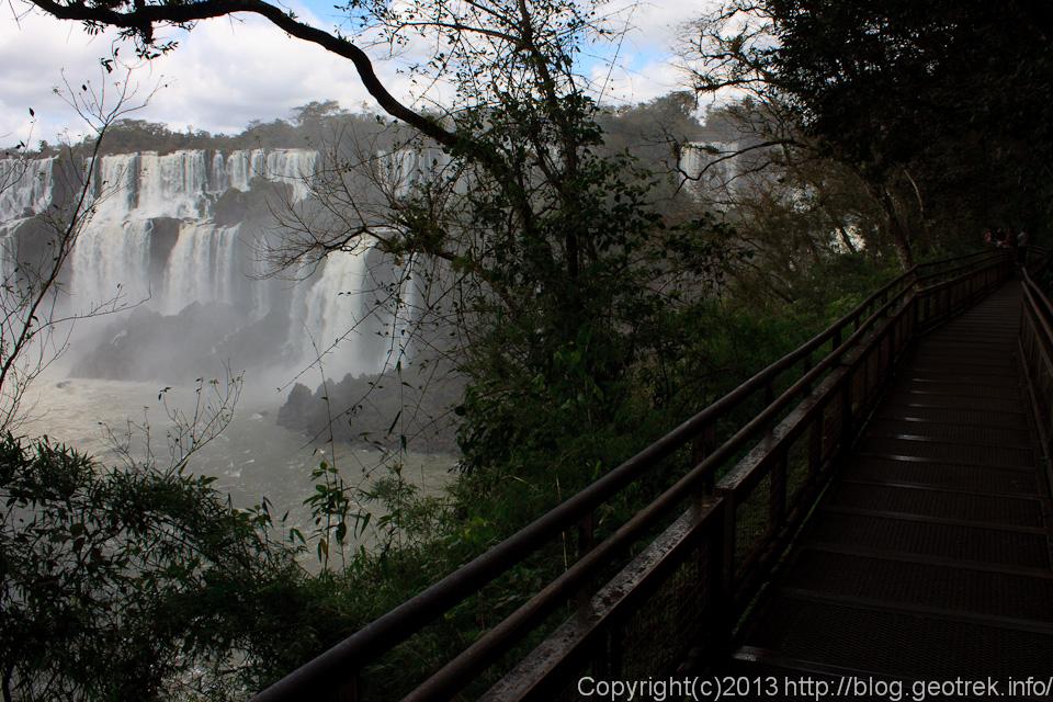 130827イグアスの滝・LowerTrail2