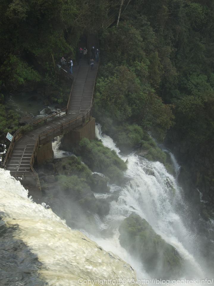 130827イグアスの滝・UpperTrali3