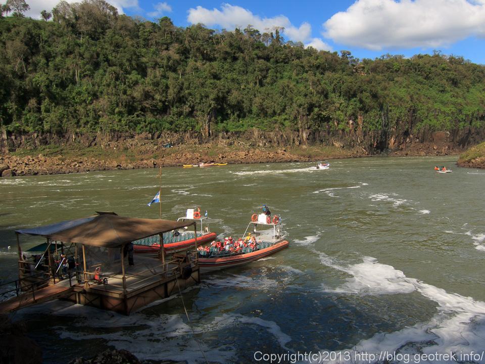 130827イグアスの滝・GreatAdventure1