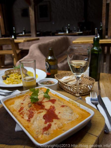 130902サンペドロの昼食