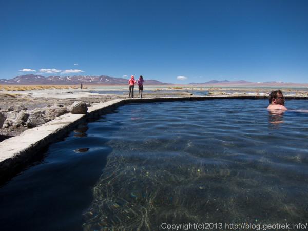 130903アタカマ砂漠、温泉2