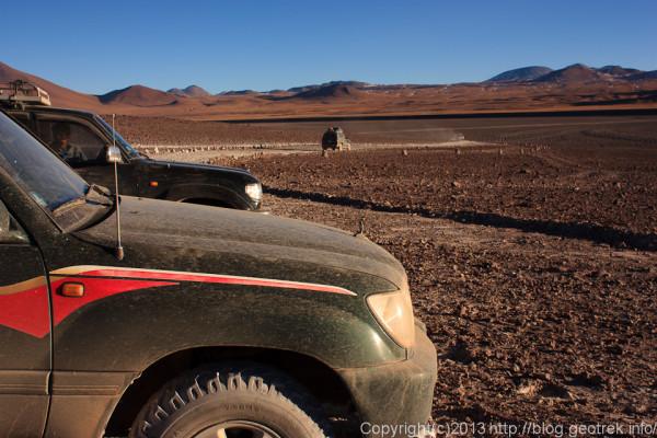130903アタカマ砂漠、ラグーナ・コロラダ3