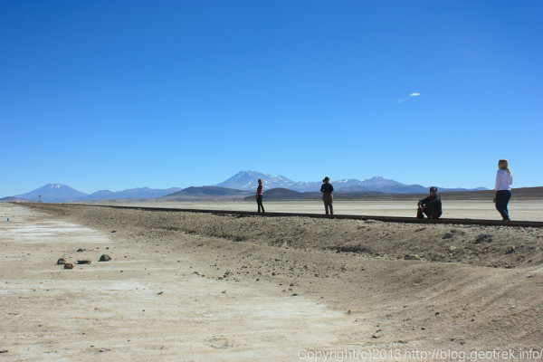 130904アタカマ砂漠、アバロアへ向かう鉄路