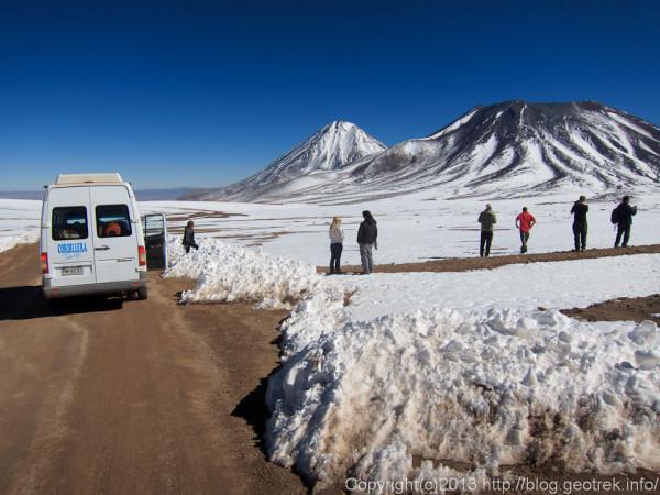 130903アタカマ砂漠、ボリビアのイミグレ1