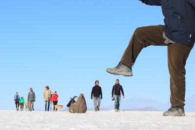 130905ボリビア、ウユニ塩湖の進撃の巨人