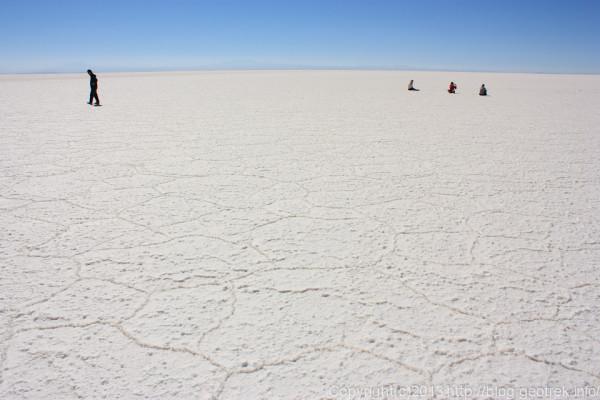 130905ボリビア、ウユニ塩湖のバージンソルト