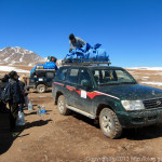 アタカマ砂漠縦断に出発~南米4ヶ国の旅(16)