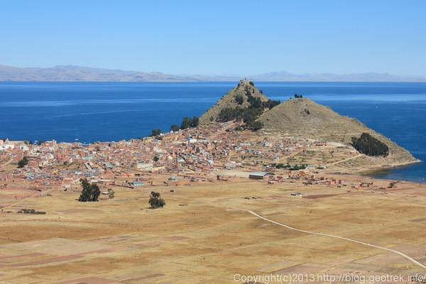 130907ボリビア、コパカバーナ