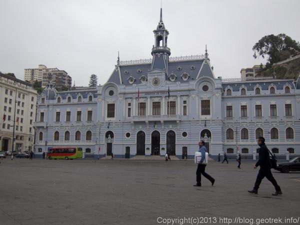 130909チリ、バルパライソ、ソトマヨール広場