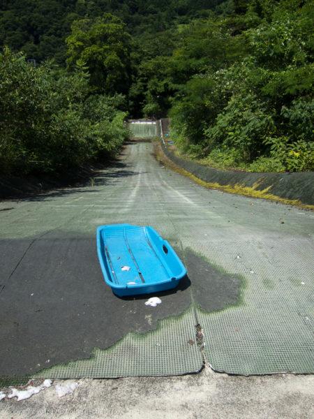 160723下部温泉ジャイアント滑り台
