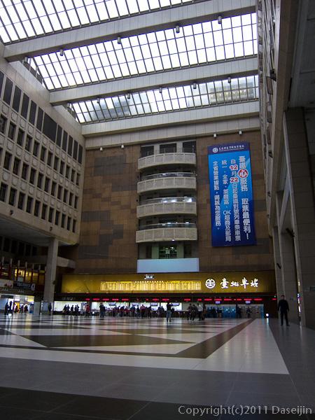120310台北・台鉄台北駅