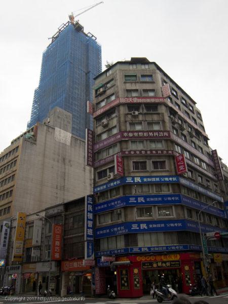 170227 台北市街