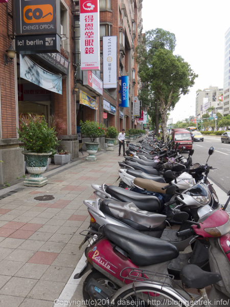 140911台湾の旅・民権東路