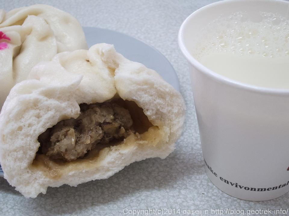 140913台湾・朝食