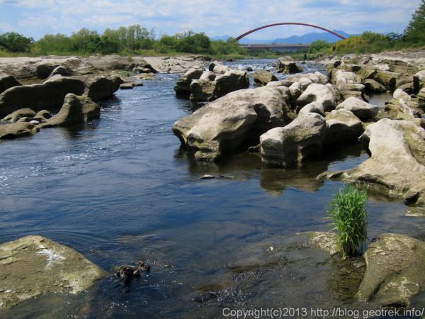 多摩川中流