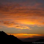 青空の下、草原の道を平標山へ~谷川岳から三国峠(3)