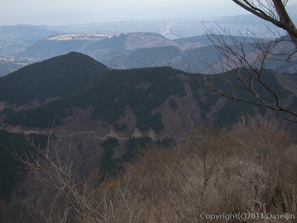 120407丹沢・シダンゴ山への尾根