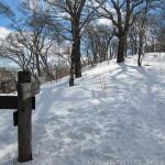 山の雪景色と…撮影術雑感