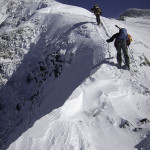 新雪と澄みきった青空~立山・室堂(2)