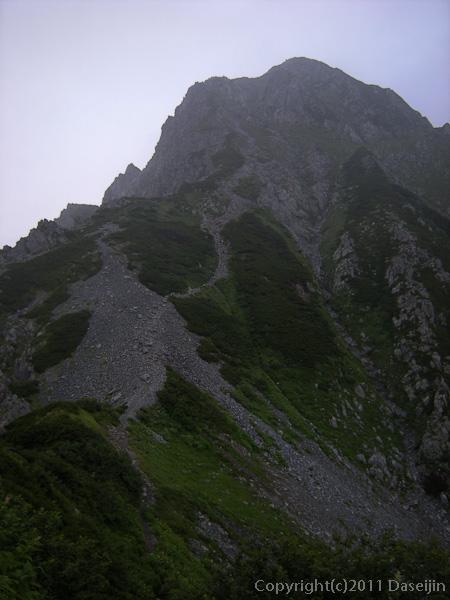 110815剱岳