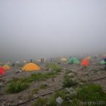 そして下山~八ッ峰・剱岳(4)