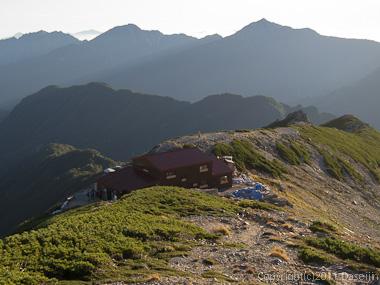 110925内蔵助山荘