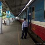 サイゴン駅から統一鉄道夜汽車の旅~ベトナムの旅(2)