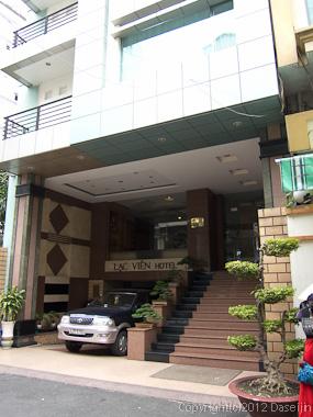 121114ベトナム・LAC VIEN HOTEL